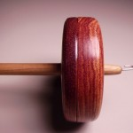 Tulipwood and Bloodwood with Mahogany shaft